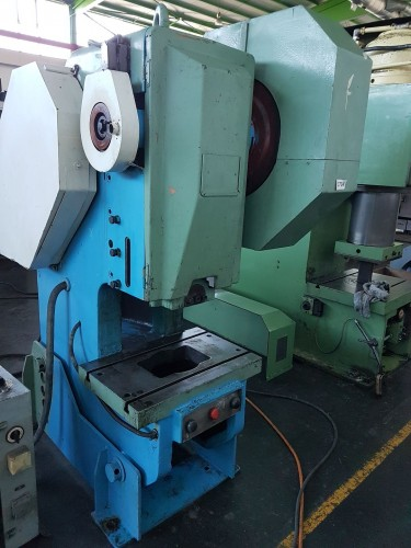 Open Gap Eccentric Press Smeral LE 63
