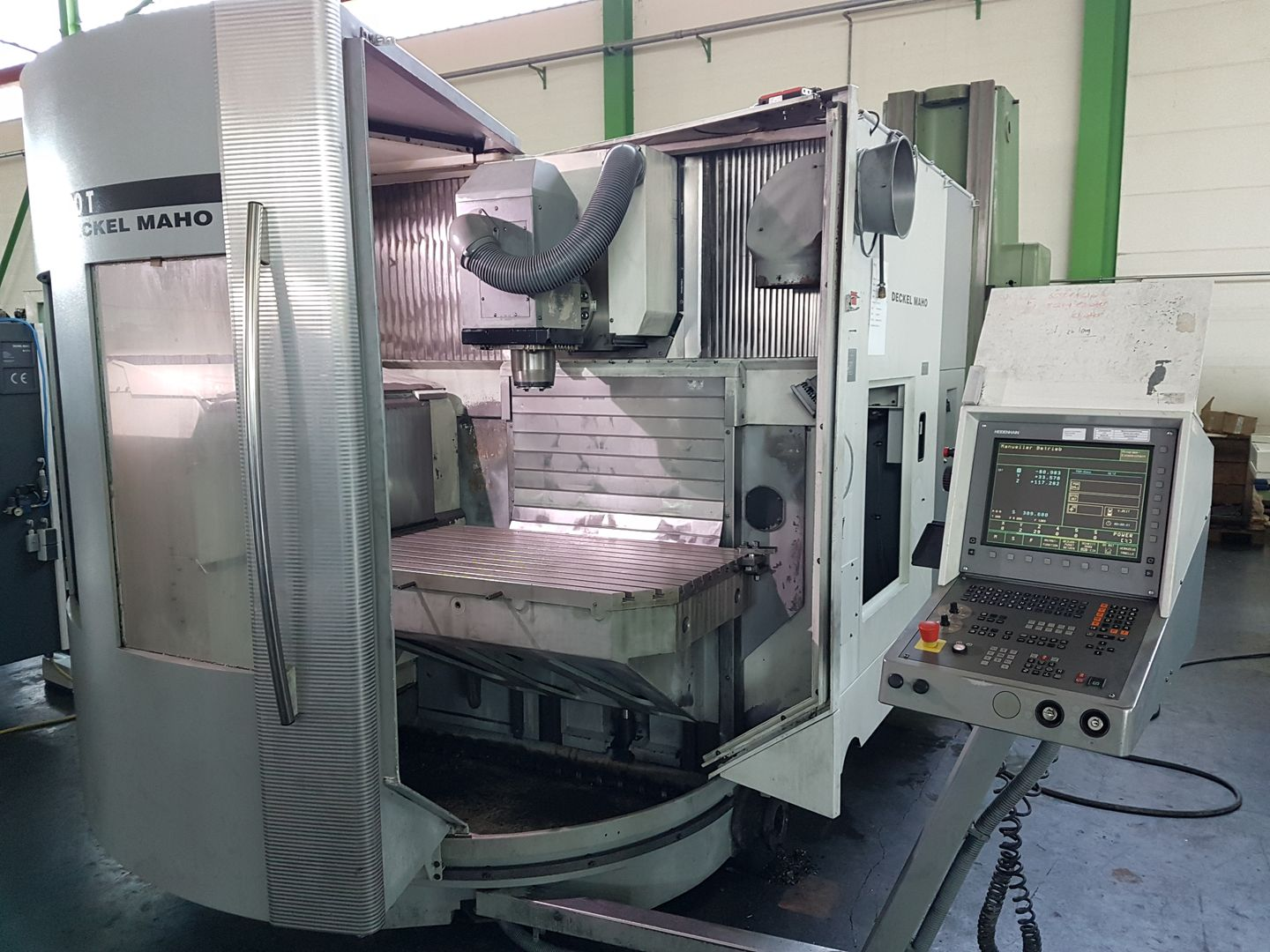 CNC Milling Center Deckel-Maho DMU 80T