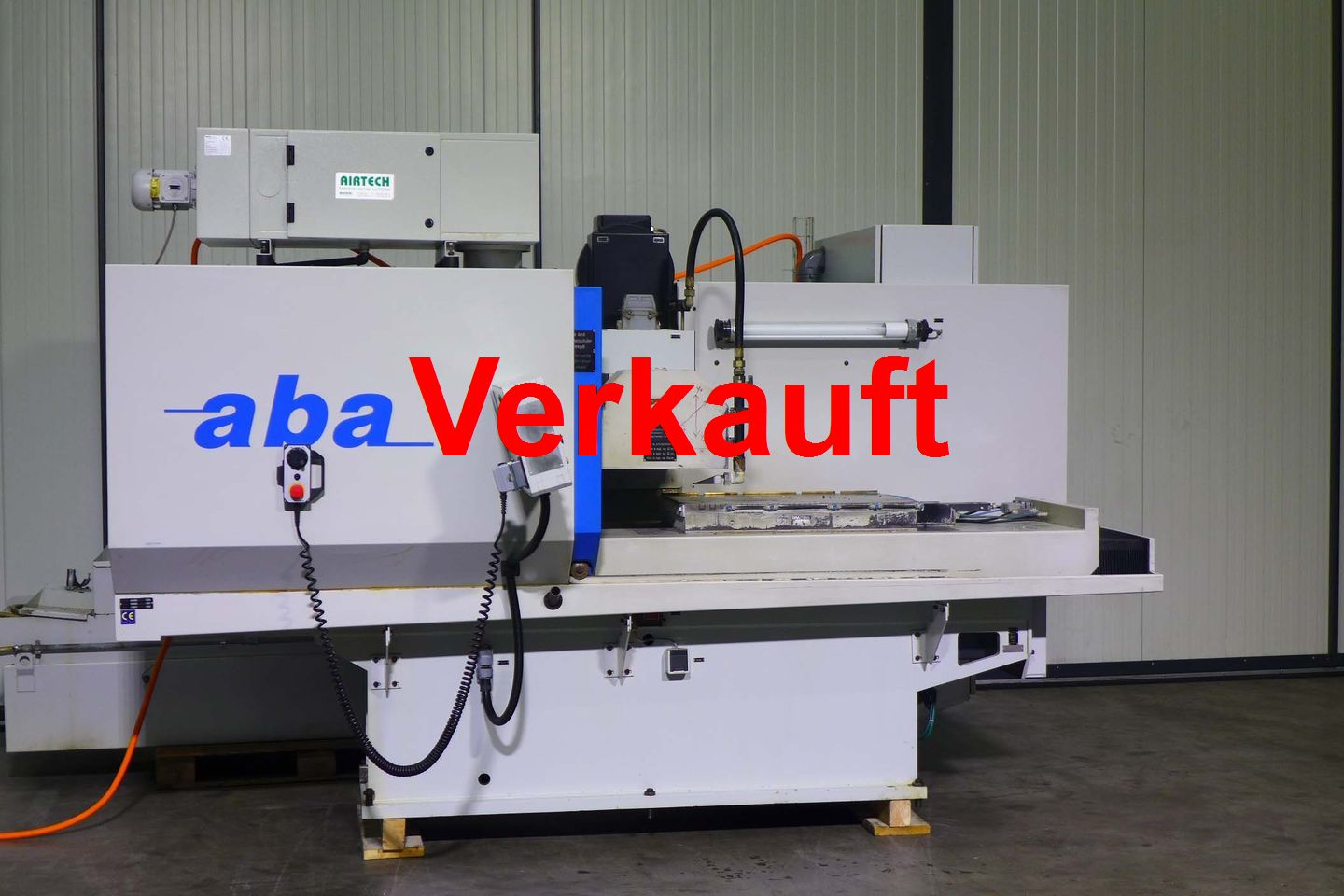 Surface Grinding Machine Aba Ecoline 806